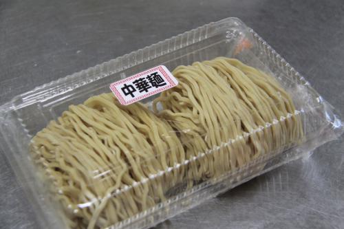 こだわりの自家製麺「いわしろ焼きそば」02