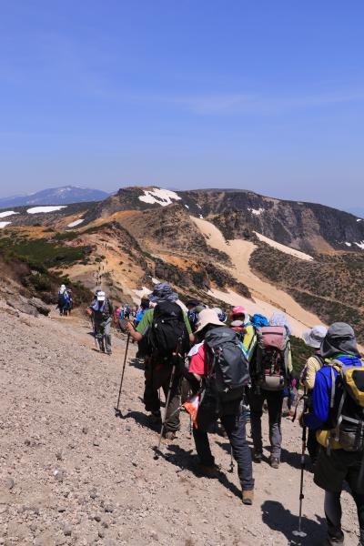 安達太良山山開き 5月21日03