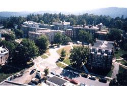 ダートマス大学構内の写真