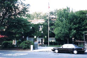 ハノーバー町庁舎の写真