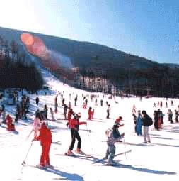 二本松塩沢スキー場2