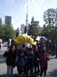 福島県と安達地方の観光物産展08