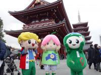 福島県と安達地方の観光物産展004