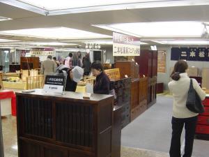 二本松家具フェアin新宿002