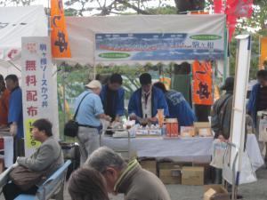 駒ヶ根ソースかつ丼の無料提供003