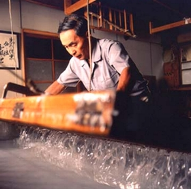 上川崎和紙
