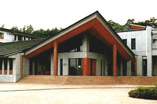 訓練所の写真