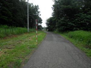 小関横森線施工前