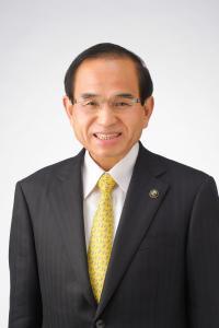 三保恵一市長(平成30年1月13日撮影)