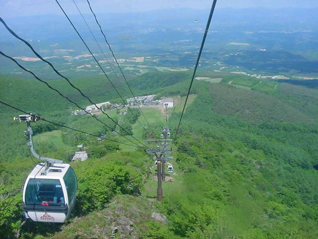 Adatara Mountain Ropeway