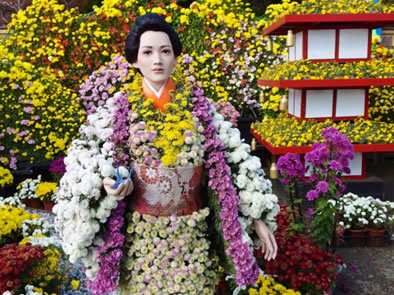 Introduction to the Nihonmatsu Chrysanthemum Figures 01