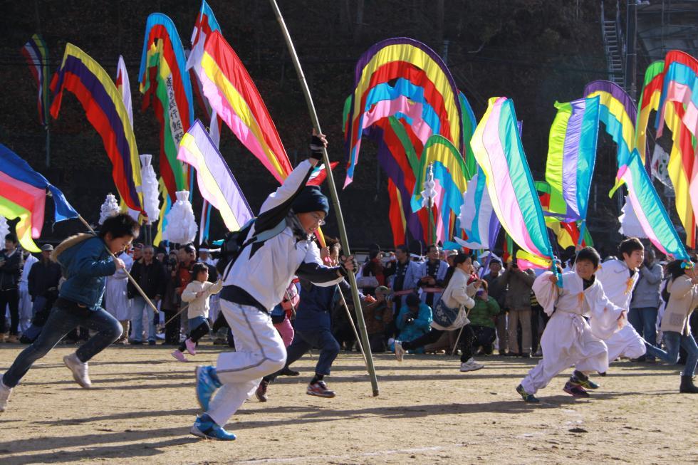 木幡的幡节