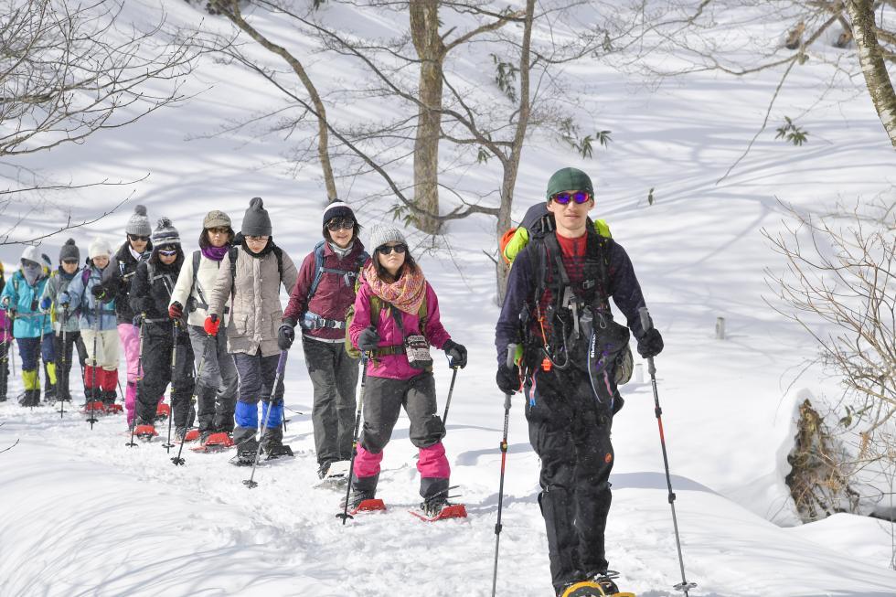 Course05 Snowshoes