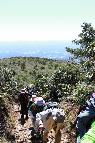 安達太良山山開き2