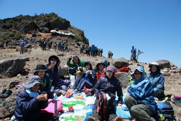 安達太良山山開き12