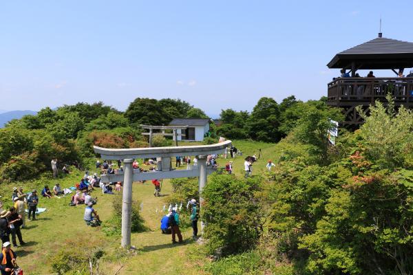 日山山開き_1