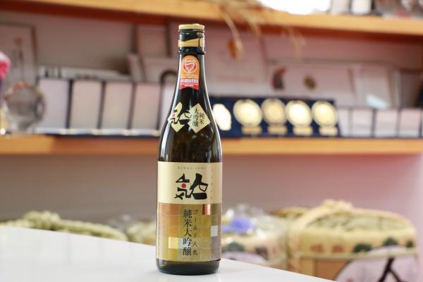 ゴールド人気 純米大吟醸