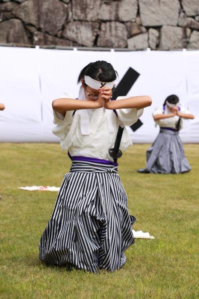 顕彰祭剣舞2