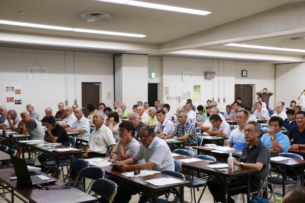 市民会議聴衆