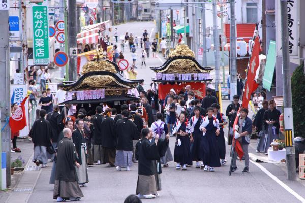 小浜の紋付祭り6