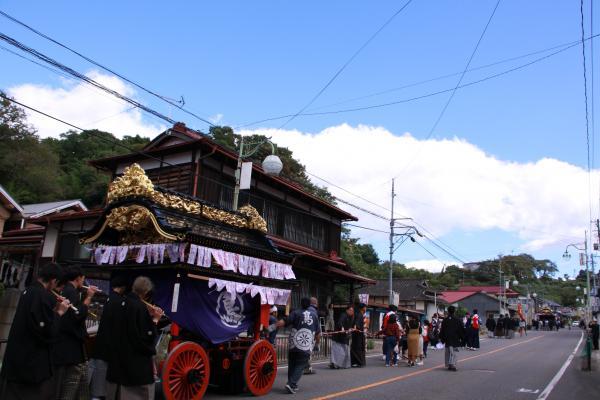 小浜の紋付祭り7