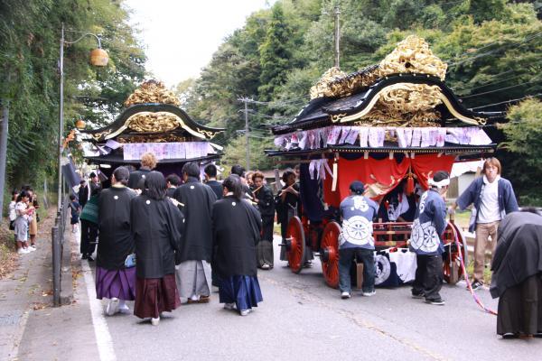 小浜の紋付祭り4