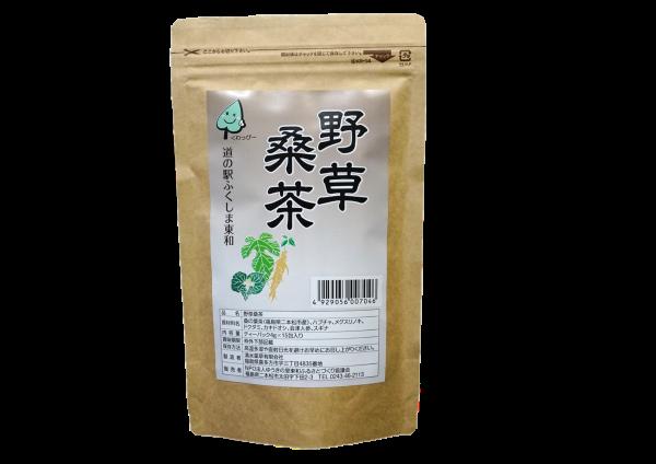 道の駅ふくしま東和(野草桑茶)