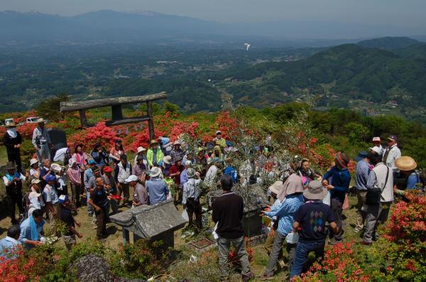 2019羽山山開き2