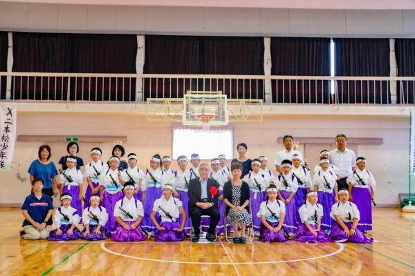 二本松少年隊顕彰祭2