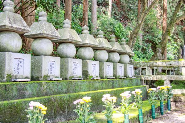 大隣寺墓前祭1