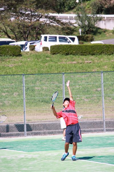 新人戦テニス(1)