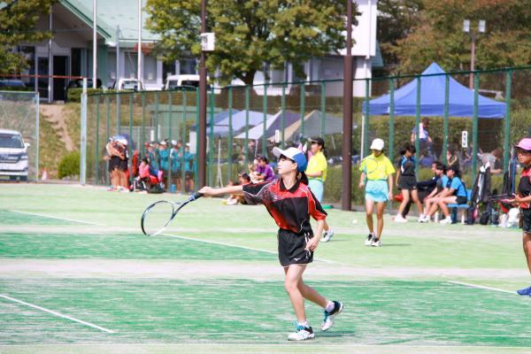 新人戦テニス(2)