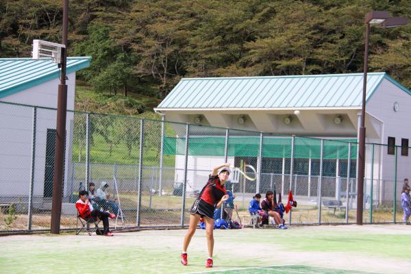 新人戦テニス(3)