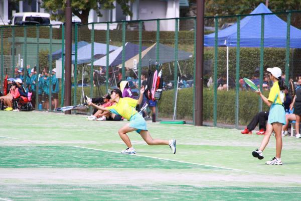 新人戦テニス(4)
