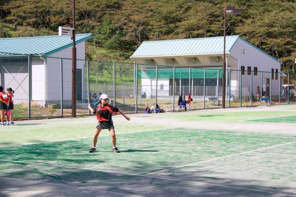 新人戦テニス(5)