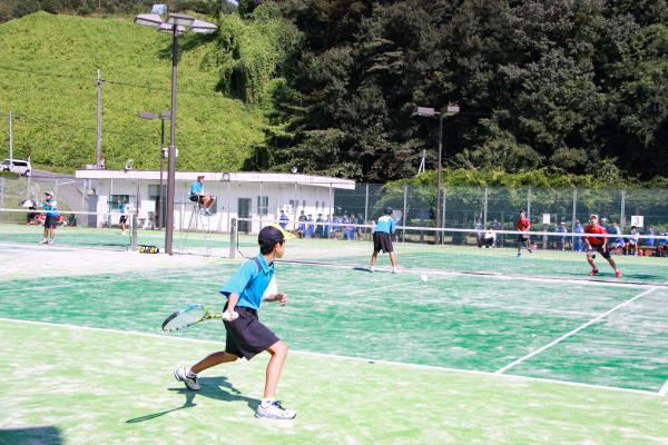 新人戦テニス(6)