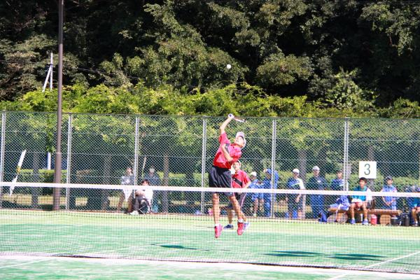 新人戦テニス(7)