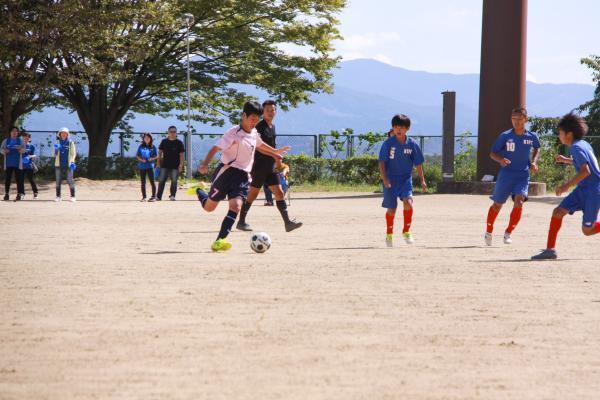 新人戦サッカー(2)