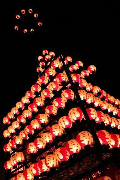 2019二本松の提灯祭り1日目(郭内太鼓台)