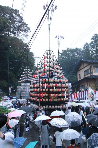 2019二本松の提灯祭り3日目四町出発式(集合)