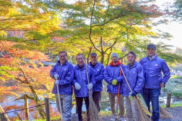 2019年都市公園清掃6