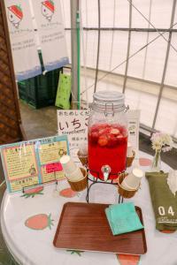 マルナカファーム イチゴ酢