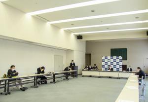 2020年4月30日記者会見(全体)
