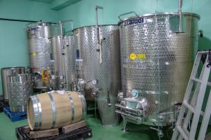 ふくしま農家の夢ワイン(醸造所)