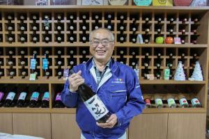 ふくしま農家の夢ワイン(斎藤社長)