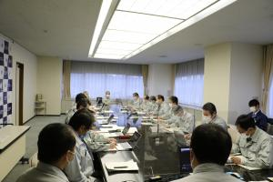 第4回災害対策本部会議(令和3年2月15日)