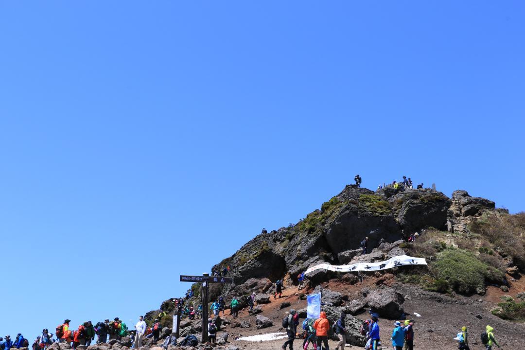 H30安達太良山山開き