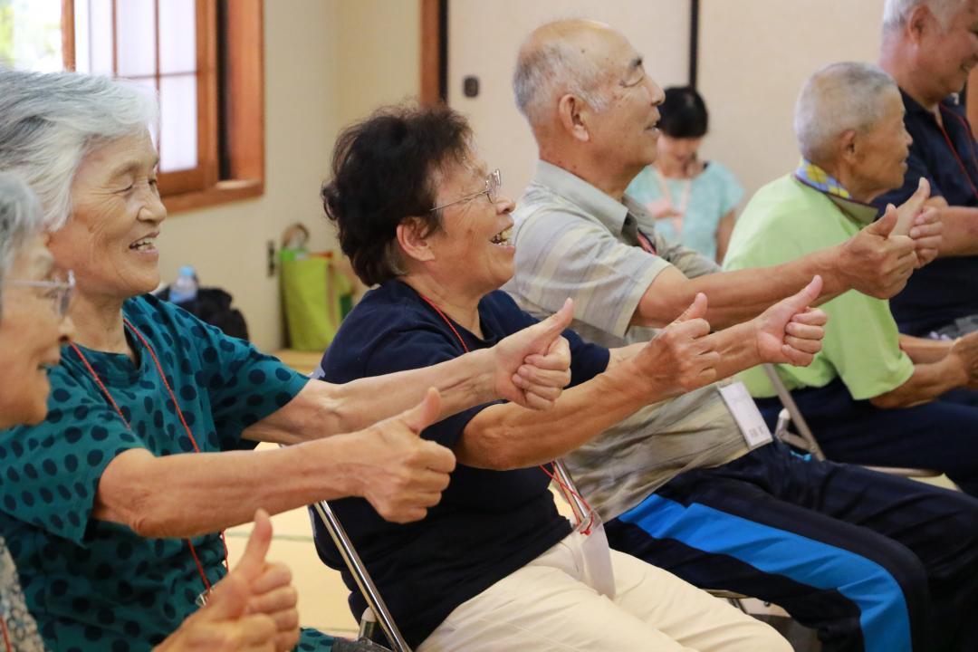 高齢者健康教室