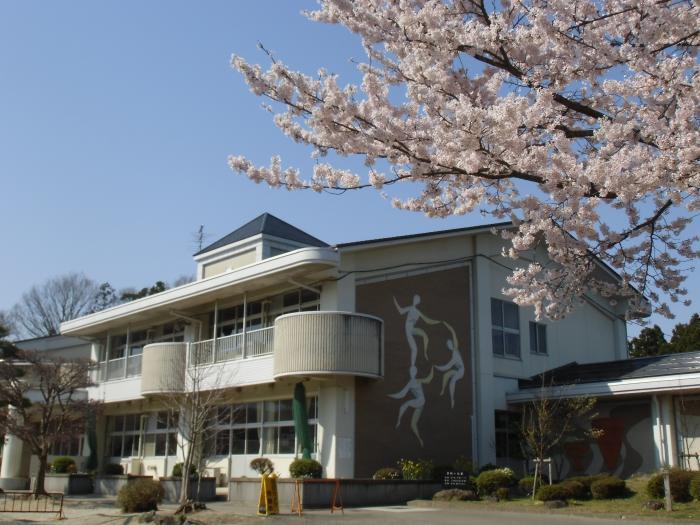 塩沢小校舎