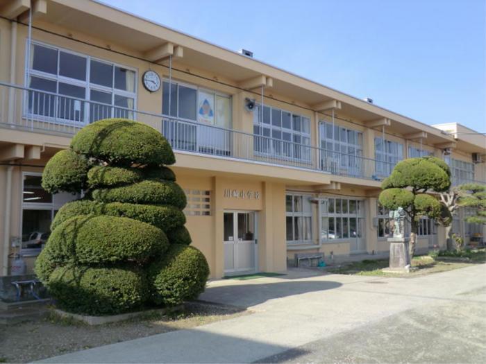 川崎小校舎